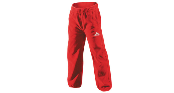 Vaude Kids Karibu Pants red